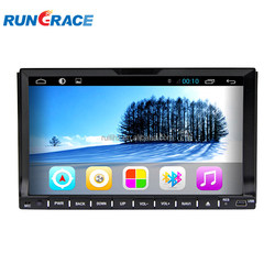 Wholesale luxury universal navi stereo 2 din 7 inch Android radio car