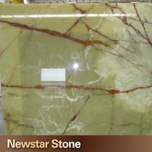 Newstar dark green onyx marble floor tiles
