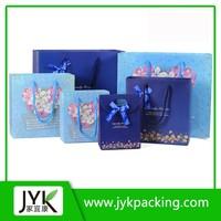 2015 Hot Sale Custom Made Luxury Paper Gift Bag