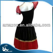 specialized manufacturers Dance costumes supplier Professional Girls bird costume