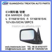 Para BMW 5 E34 88-94 51168181545/51168181546 espelho de