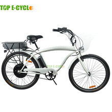 TOPECYCLE/OEM factory direct supply electric cruiser bike