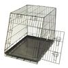Metal Dog Cage Slant-Front Hatchback Pet Car Cage