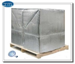 pallet cover aluminum foil cover for pallet
