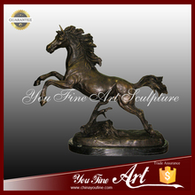 Bronze Life-size Horse Statue For Sale
