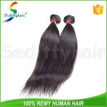 Hot-selling big stock 100% Peruvian hair virgin remy weaving running down quickly