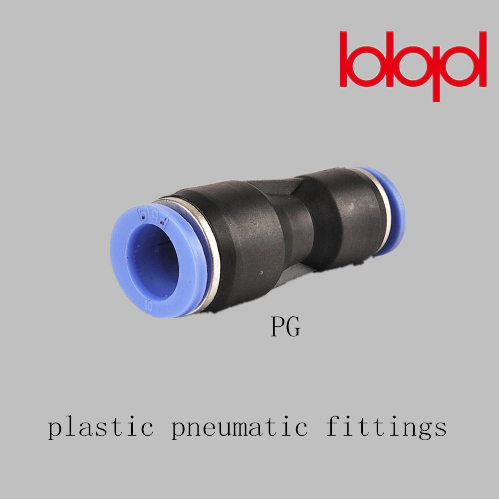 Wholesale pneumatic connector plastic fittings