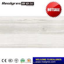 Foshan factory stylish wood look thin porcelain floor tiles