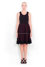 2016 New Dress Stylish Elegant Chic Low MOQ Quick Delivery Manufacturer of dresses sleveless black plus size