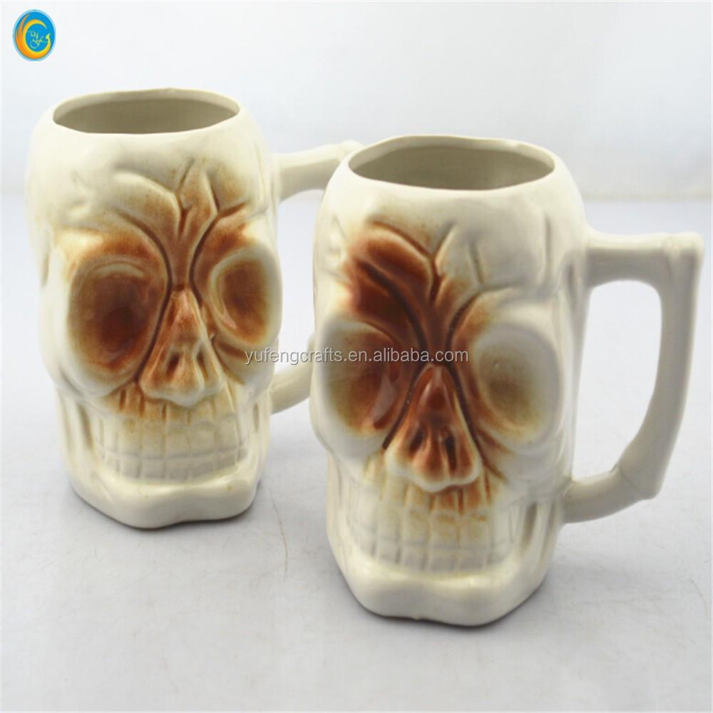 10oz Mug Arabic Coffee Cups Ceramic Wholesale Tiki Mugs