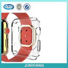 transparent TPU clear case for Apple Watch