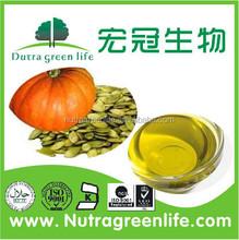 Óleo de cozinha usado puro óleo de semente de abóbora