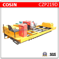Cosin CZP219D high quality asphalt sensor paver finisher