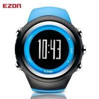 Best Selling EZON T031A03 GPS Watches Men Sport Outdoor Waterproof Digital Watch GPS Pedometer Calorie Counter