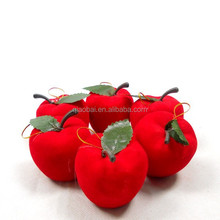 Apple Christmas Tree Ornaments Hanging Decorations
