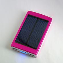Ultimo 2015 doppia uscita usb 10.000mah prezzo più basso energia solare banca