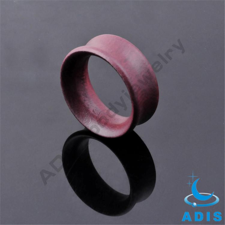 Wood Jewelry Earring Flesh Tunnel Hot Sales In Americian (3)