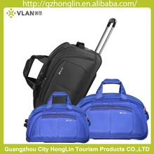 Factory for promotional polyester duffel bag sports bag travel bag guangzhou top quality products