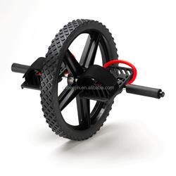 Abdominal Muscle Exercise Ab Wheel Home Gym Equipment