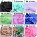 2015 venda quente 100% tecido tecido chiffon do poliéster, sólido e impresso tecido chiffon de seda para o vestido
