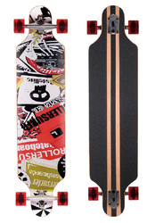 2015 Complete Professional Leading Manufacturer Longboard Skateboard, Hot Sale Canadian Maple