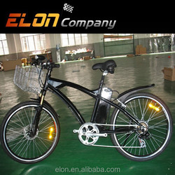 "26"" alloy 250W rear brushless motor MTB electric bike (E-TDF038AX)"