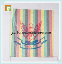 LAMINATED PP WOVEN BAG COLORFUL BAGS FOR SHOPPING AND PACKING 50*60