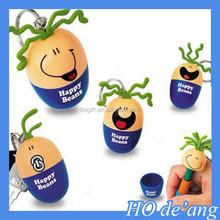 HOGIFT office and school use pan ,egg shape Cheap Banner Pen,Retractable Lanyard Pens