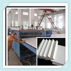 Green 2016 hot sale bath furniture pvc foam board/pvc sheet for waterproof cabinets bath furniture
