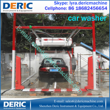 One-touch Operation Automatic Car Wash At Factory Price , Car Wash Machine