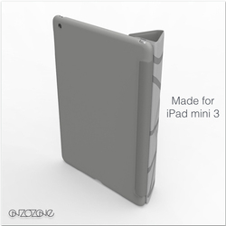 china manufacturer case for iPad mini 3, leather smart cover cases for iPad mini 3