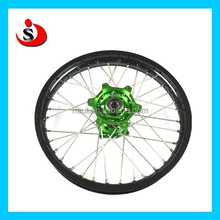 Motorcycle/Motocross Kawasaki Wheel Assembly