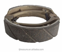 brake shoe in white/ black/ green made in china factory