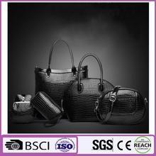 Latest design exotic skin handbag fashion handbags 2015 exported leather handbag