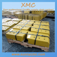 2015 new product high quality excavator bucket cutting edges spare parts cutting edges for excavator