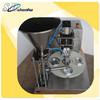 manual type yogurt cup filling and sealing machine