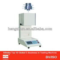 Professional Melt Flow Index MFI Testing Machine