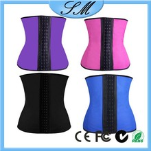 body shaping slimming corset/ latex waist corsets/ waist trimming corsets