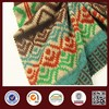 China factory cashmere material to make garment nigerian fabric