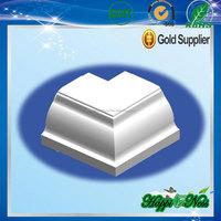 Aluminium Rain Gutter /Foam PVC Rain Gutter System/Downspouts