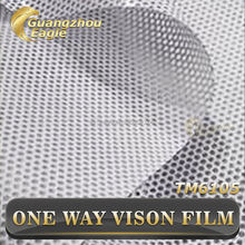 Best Quality Perforated Vinyl Film One Way Vision Window Screen Vinyl For Bus