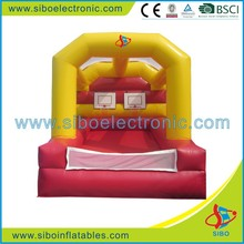 GMIF6423 sibo inflatable funny challenging sport racing basketball shooting