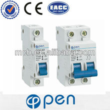 DZ47-63 high quality circuit breaker for equipment protection