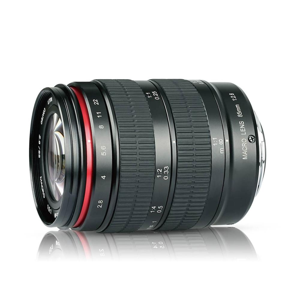 Mcoplus Meike 85mm F/2.8 Full Frame Aps-c Manual Focusing Macro ...