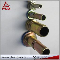 Factory produced copper reducing coupling solder ring ftg x c