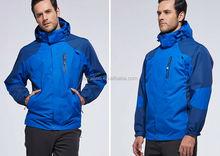 2015 Men's 3in1 World Brand Softshell Jacket