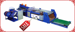 Newest type Best Sale auto cutting and sewing