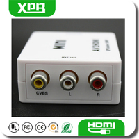 1080P HDMI Cable Converter To RCA Cable