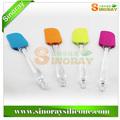 Meilleure vente de cuisine non- bâton spatule en silicone