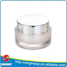 2015 New Design Acrylic Cosmetic Jar